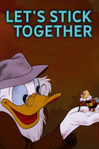 Let's Stick Together Poster