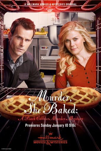 Murder, She Baked: A Peach Cobbler Mystery Poster
