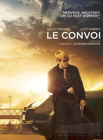 Fast Convoy Poster