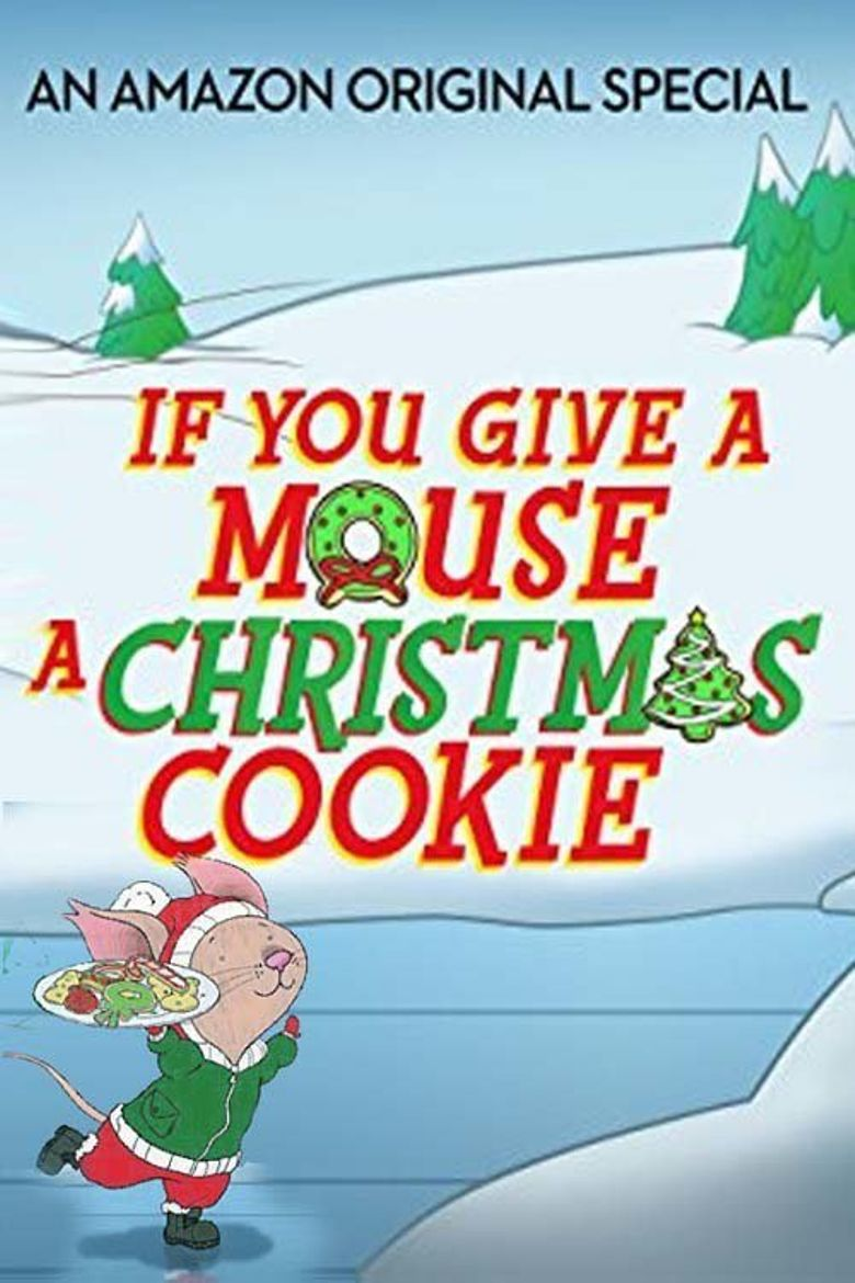 If You Give a Mouse a Christmas Cookie Poster
