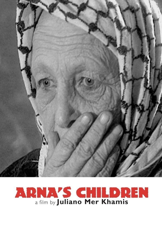 Arna's Children Poster