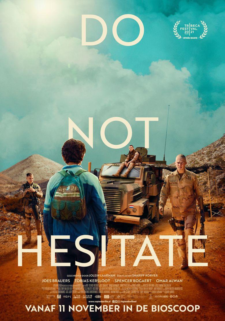 Do Not Hesitate Poster