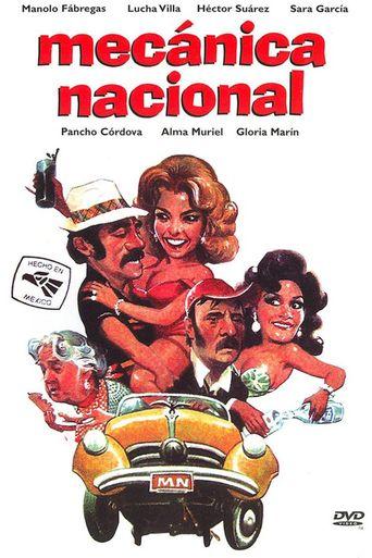 National Mechanics Poster