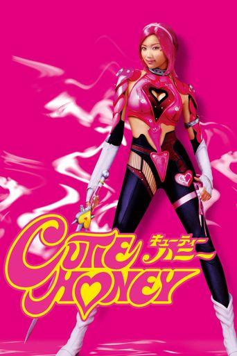 Cutie Honey Poster
