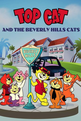Top Cat and the Beverly Hills Cats Poster