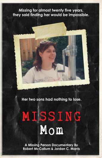 Missing Mom Poster