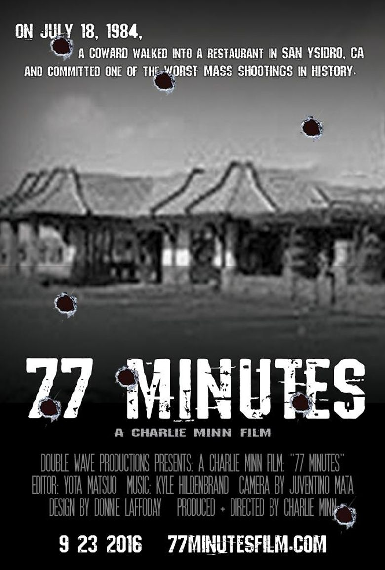 77 Minutes Poster