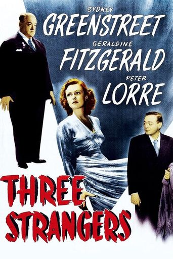 Watch Three Strangers