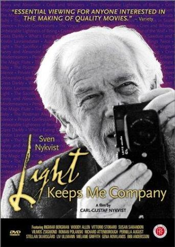 Light Keeps Me Company Poster