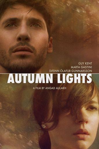 Autumn Lights Poster