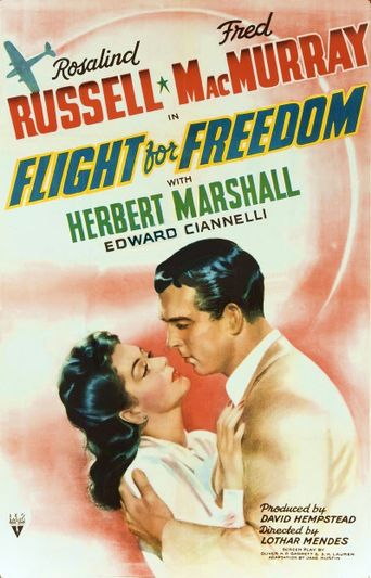 Flight for Freedom Poster