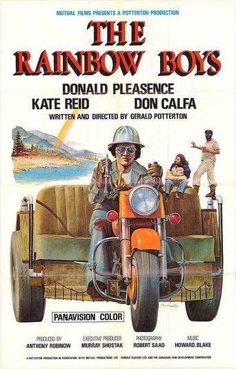 The Rainbow Boys Poster