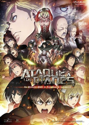 Attack on Titan: The Wings of Freedom Poster