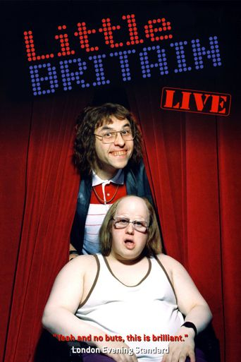 Little Britain Live Poster