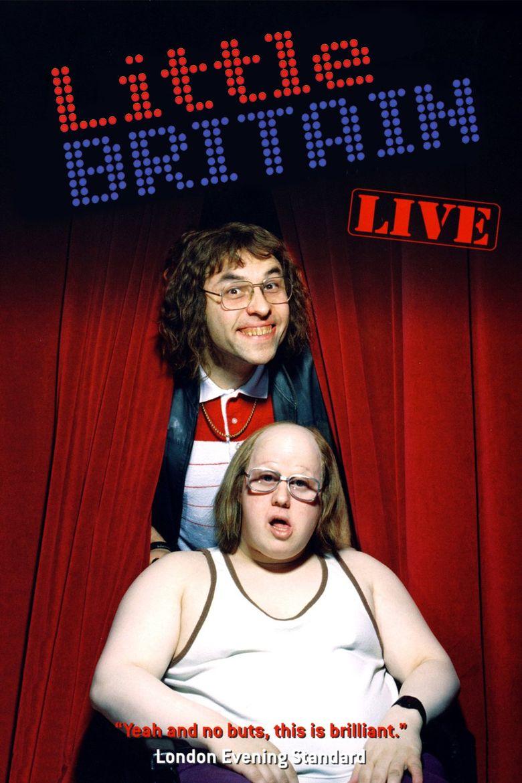 Little Britain Live Poster