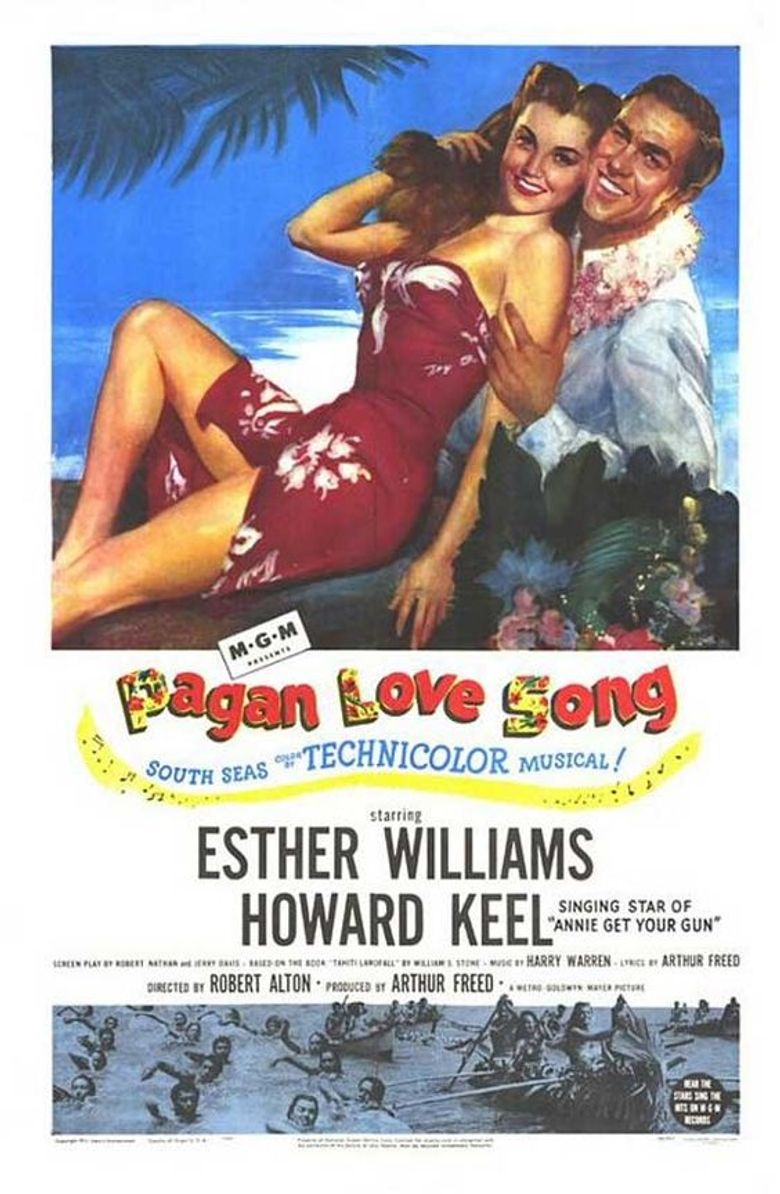 Pagan Love Song Poster