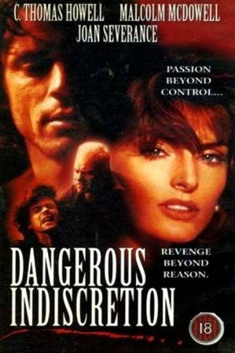 Dangerous Indiscretion Poster