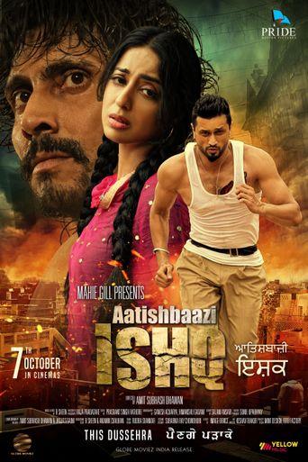 Aatishbaazi Ishq Poster