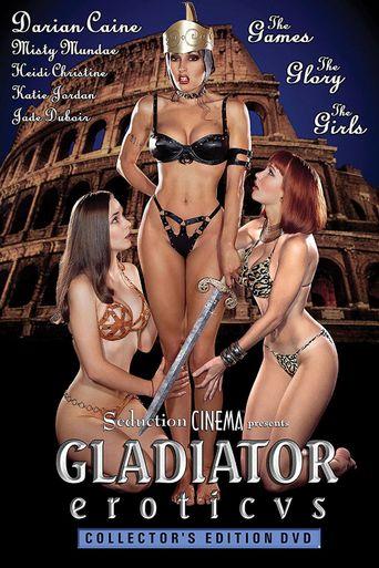 Gladiator Eroticvs: The Lesbian Warriors Poster