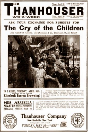 The Cry of the Children Poster
