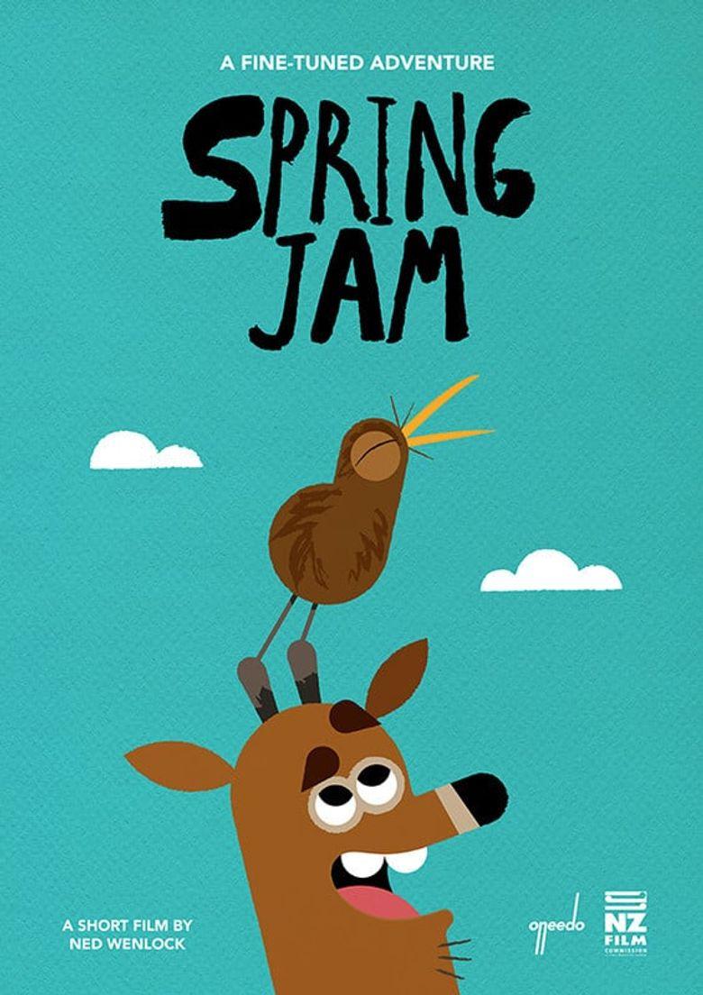 Spring Jam Poster