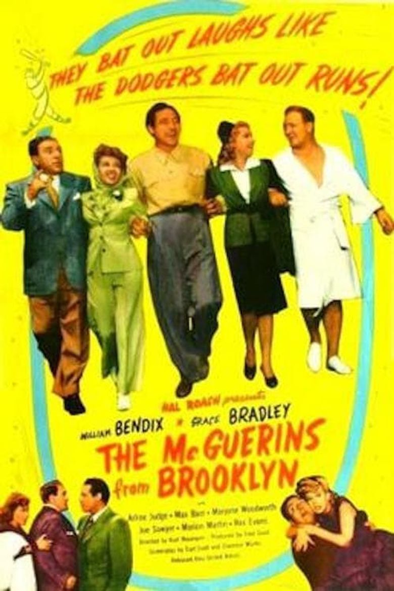 The McGuerins from Brooklyn Poster