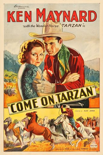 Come On, Tarzan Poster