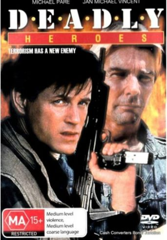 Deadly Heroes Poster