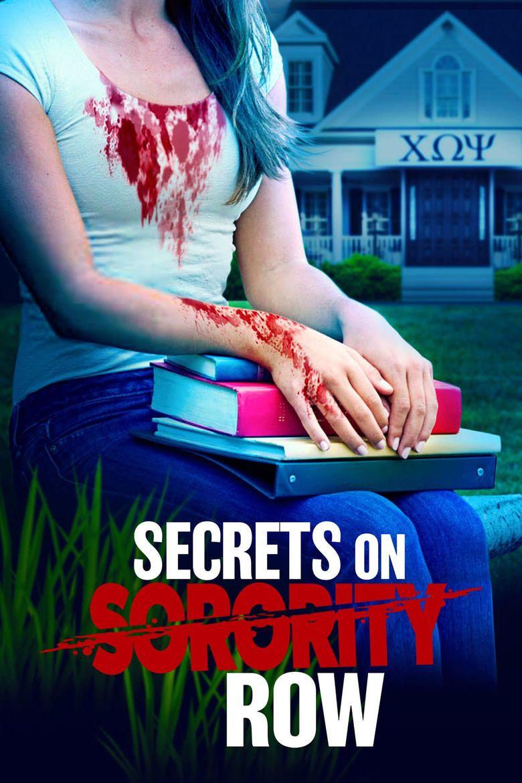 Secrets on Sorority Row Poster