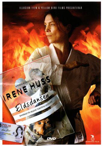 Irene Huss 5: Eldsdansen Poster