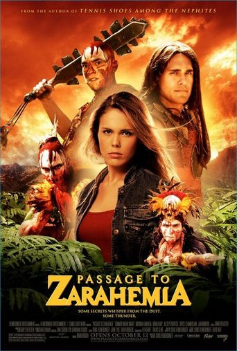 Passage to Zarahemla Poster