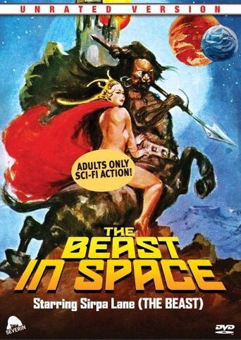Beast in Space Poster