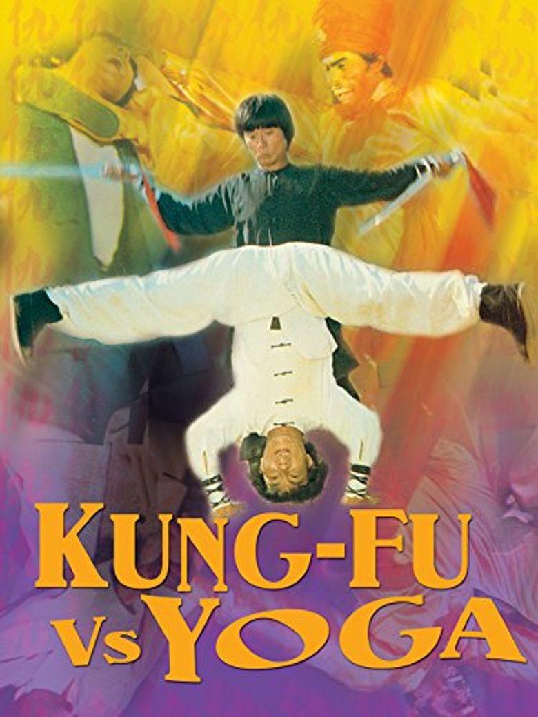 Kung Fu vs. Yoga Poster