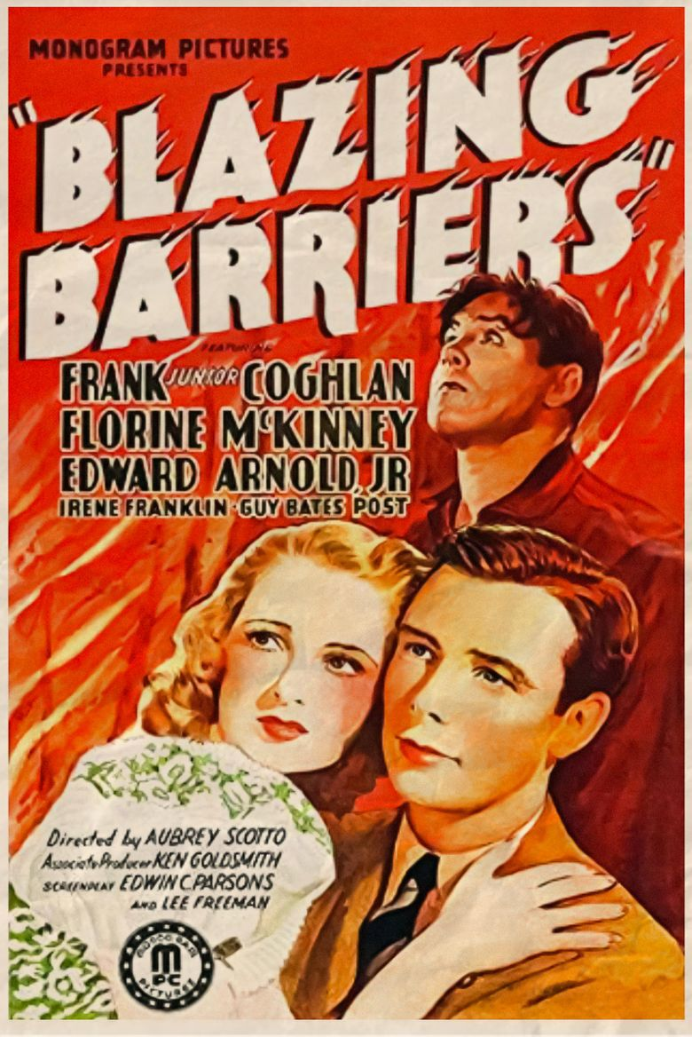 Watch Blazing Barriers