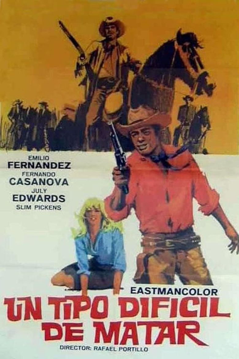 Hard Breed to Kill Poster