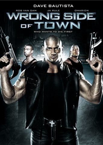 Wrong Side of Town Poster