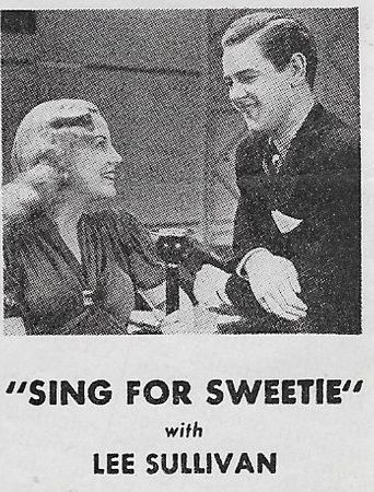 Sing for Sweetie Poster