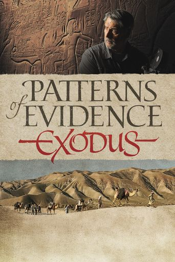 Patterns of Evidence: The Exodus Poster