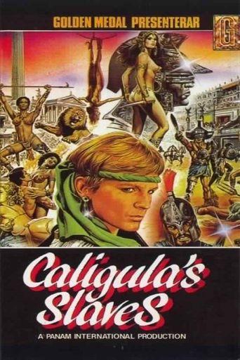 Orgies of Caligula Poster