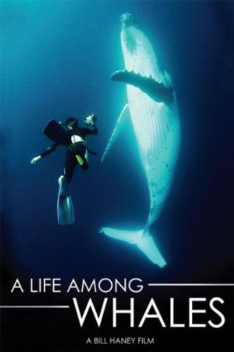 A Life Among Whales Poster
