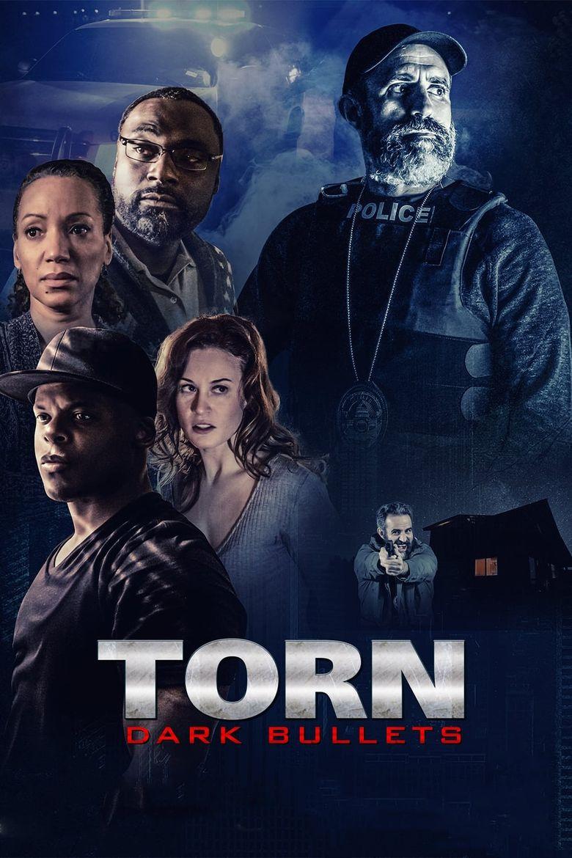 Torn Dark Bullets Poster