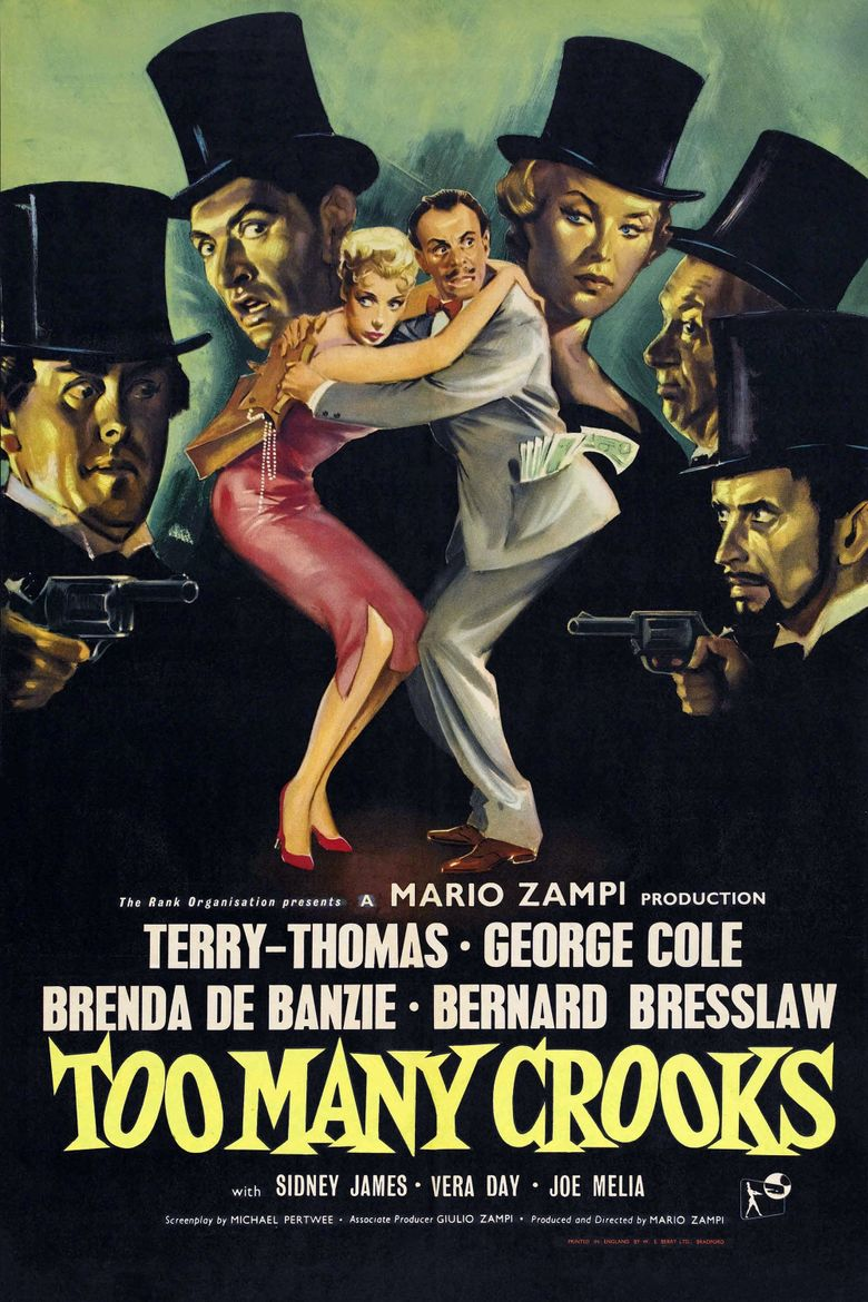 Too Many Crooks Poster