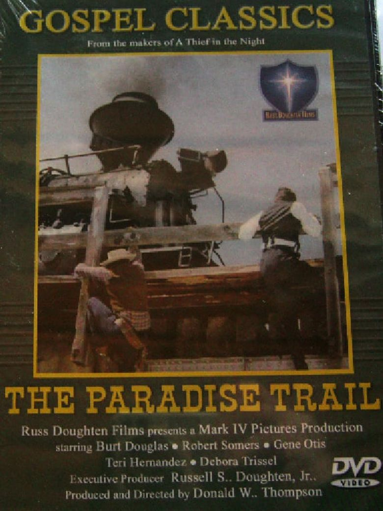 The Paradise Trail Poster