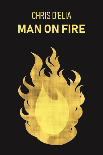 Chris D'Elia: Man on Fire Poster