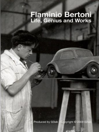 Flaminio Bertoni. Life, Genius and Works Poster