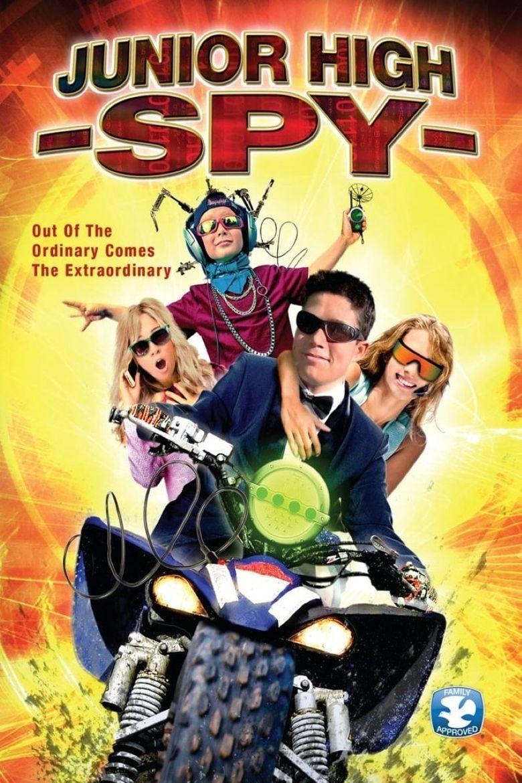 Watch Junior High Spy