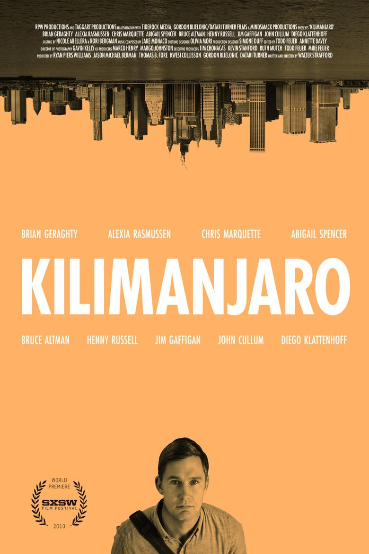 Kilimanjaro Poster
