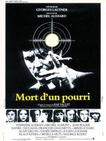 Death of a Corrupt Man Poster