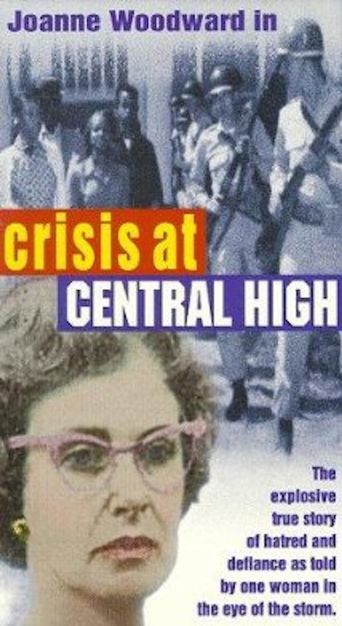 Crisis at Central High Poster