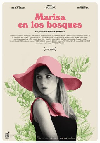 Marisa in the Woods Poster